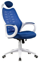 Blue Mesh Gaming Computer Chair