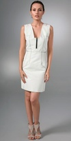 Reyes Brian Sleeveless Double Stitch Dress