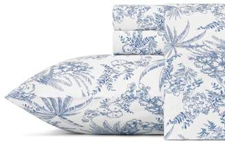 Tommy Bahama Pen & Ink Sheet Set, Twin