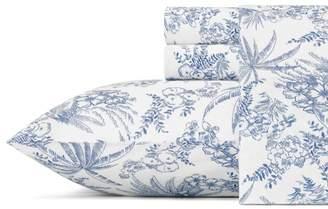 Tommy Bahama Pen & Ink Standard Pillowcase, Pair