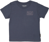 Billabong Tots Boys Open Die Cut Tee Grey