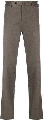 Pt01 Slim-Fit Wool Trousers