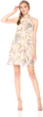 Ark & Co Women's Floral Print Shift Dress