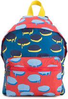 Stella McCartney printed backpack