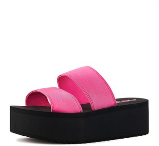 Nest Footwear Dual Strap Platform Sandal