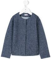 Il Gufo tweed jacket - kids - Cotton/Polyamide/Polyester/Spandex/Elastane - 6 yrs