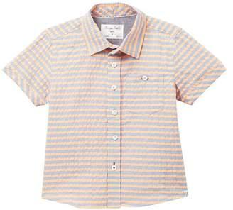 Sovereign Code Brightside Neon Stripe Shirt (Toddler & Little Boys)