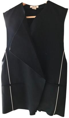 Helmut Lang Black Leather Jackets