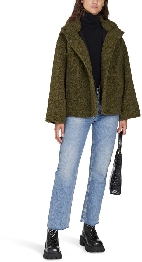 Thumbnail for your product : Stand Hazel short coat