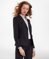 Brooks Brothers Wool Two-Button Jacket