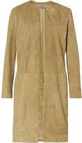 Ralph Lauren Cora Suede Coat