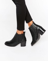 Office Abate Heeled Chelsea Boots