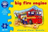 House of Fraser Orchard Big fire engine