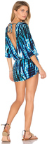 Beach Bunny Making Waves Romper