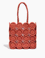 Madewell The Straw Catania Tote Bag
