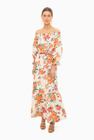 Flying Tomato Floral Braxten Dress