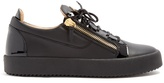 Giuseppe Zanotti Frankie low-top leather trainers