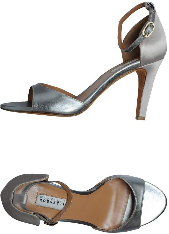 Fratelli Rossetti High-heeled sandals