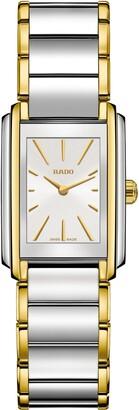 Rado Women's Integral Bracelet Watch, 22.8mm x 33.1mm