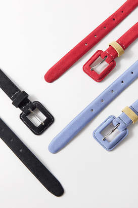 Urban Outfitters Covered Suede Belt