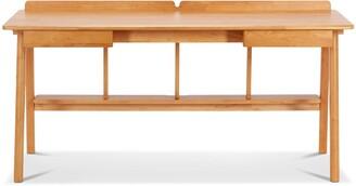 Apt2B Lockwood Two Drawer Desk