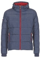 Superdry SPORTS PUFFER Blue / Red