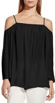 Vince Camuto Cold-Shoulder Blouse