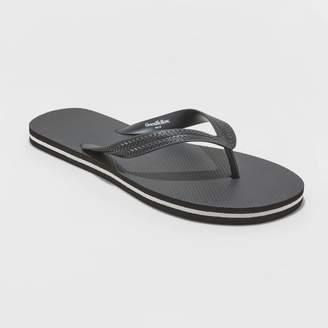 Richmond Goodfellow & Co Men's Flip Flop Sandals - Goodfellow & CoTM Black