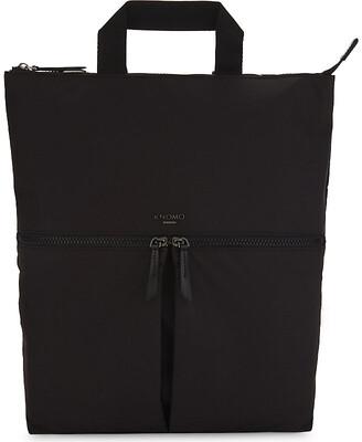 Knomo Women's Black Dalston Reykjavik Tote Bag