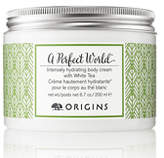 Origins A Perfect World Intensely Hydrating Body Cream with White Tea 200ml