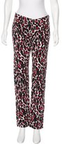 McQ Mid-Rise Printed Jeans w/ Tags