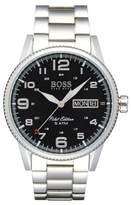 BOSS Men's 'Pilot' Bracelet Watch, 44Mm