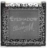 Barry M Eyeshadow Silver by