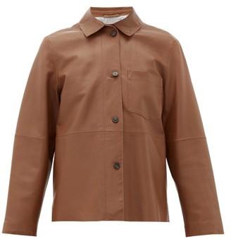 Max Mara Leggio Jacket - Womens - Brown