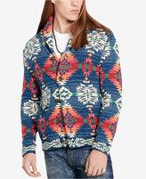 Denim & Supply Ralph Lauren Men's Southwestern-Pattern Cardigan