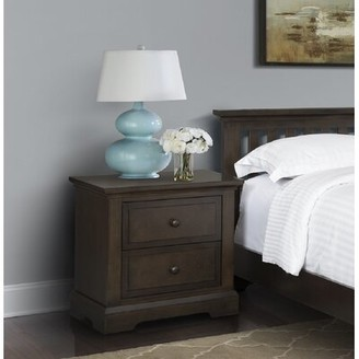 Child Craft Devon 2 Drawer Nightstand Color: Slate