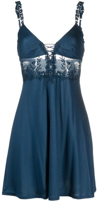 La Perla Zephyr silk nightdress