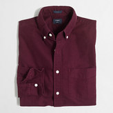 J.Crew Factory Slim tonal oxford shirt