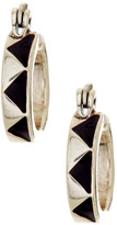 House Of Harlow Enamel Zigzag Huggie Earrings