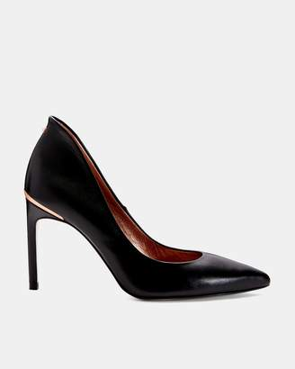 Ted Baker Leather Court Shoes