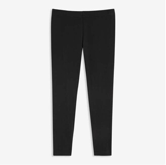 Joe Fresh Kid Girls Essential Legging, JF Black (Size M)