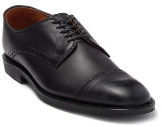 Allen Edmonds Broadview Leather Cap Toe Derby - Extra Wide Available