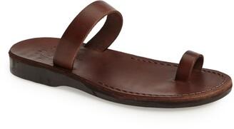 Jerusalem Sandals Eden Toe Loop Sandal