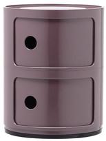 Kartell Componibili Storage Unit - Purple - Small