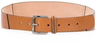 Brunello Cucinelli Bead-Embellished Belt