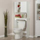 "Darby Home Co Herrick 27.36"" x 63.75"" Free Standing Over the Toilet Cabinet"