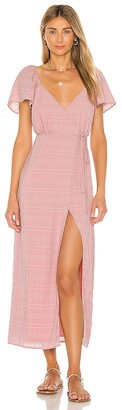 Privacy Please Cassidy Maxi Dress