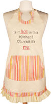 JCPenney Women's Is It Hot in This Kitchen Apron
