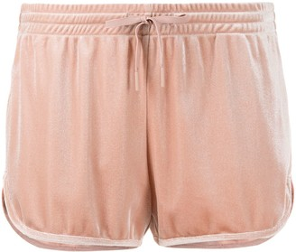 Filippa K Soft Sport Drawstring Relaxed-Fit Shorts