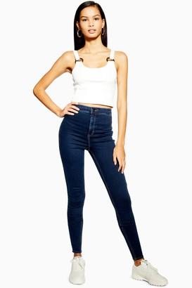 Topshop TALL Indigo Joni Jeans